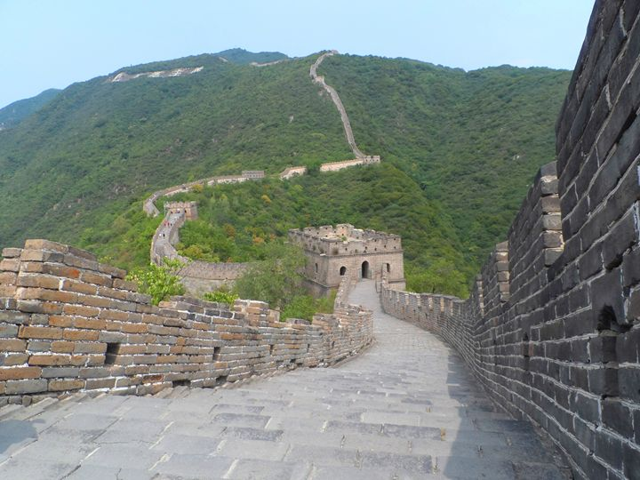 The Great Wall of China - Kerry Chapman