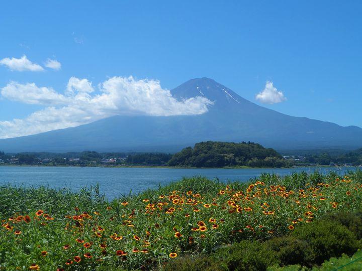 Mount Fuji - Kerry Chapman
