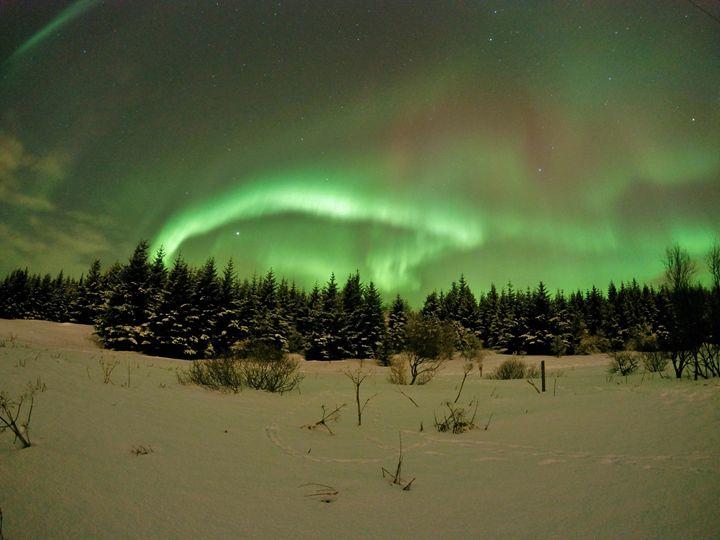 Northern Lights, Iceland - Kerry Chapman