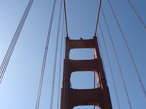 The Golden Gate Bridge-