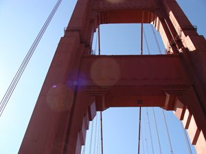 The Golden Gate Bridge -1