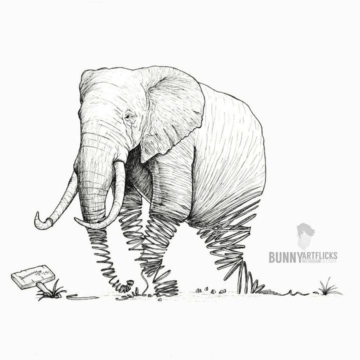 Ivory life - bunnyartflicks