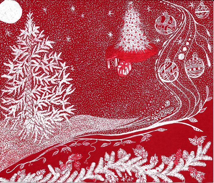 LET IT SNOW - Wraymona