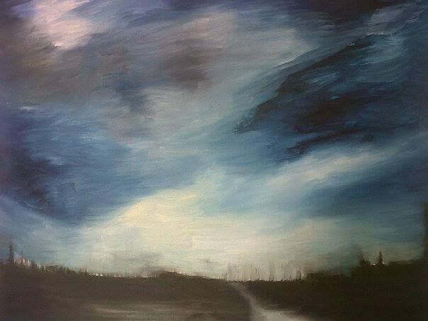 Soul in a storm - Soul work art for sale