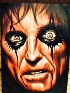 Alice Cooper - Robert Guenther