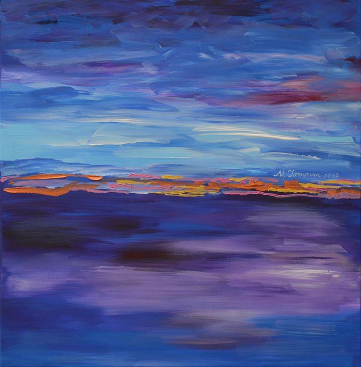 """""""Frozen Sky"""" - Mihaela Ionescu"""