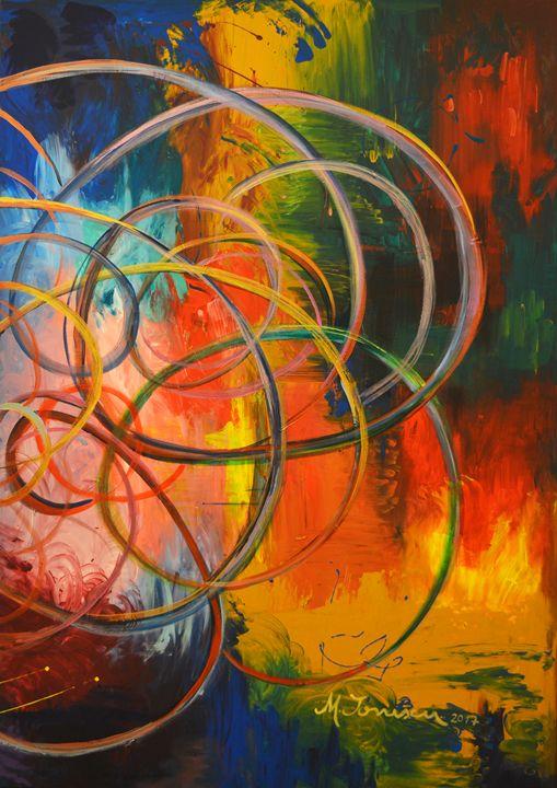"""""""Life Cycle"""" (2) - Mihaela Ionescu"""