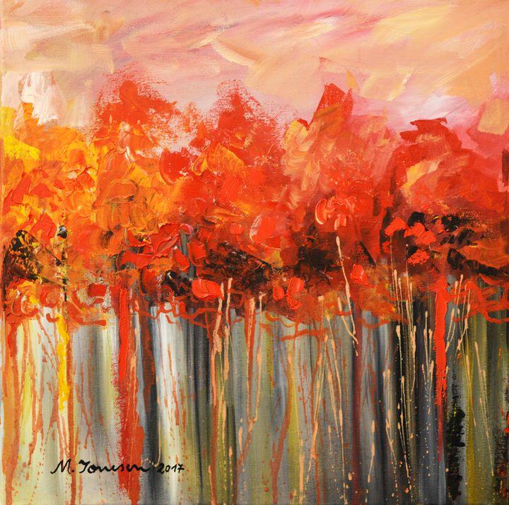 """Red Rustle"" - Mihaela Ionescu"