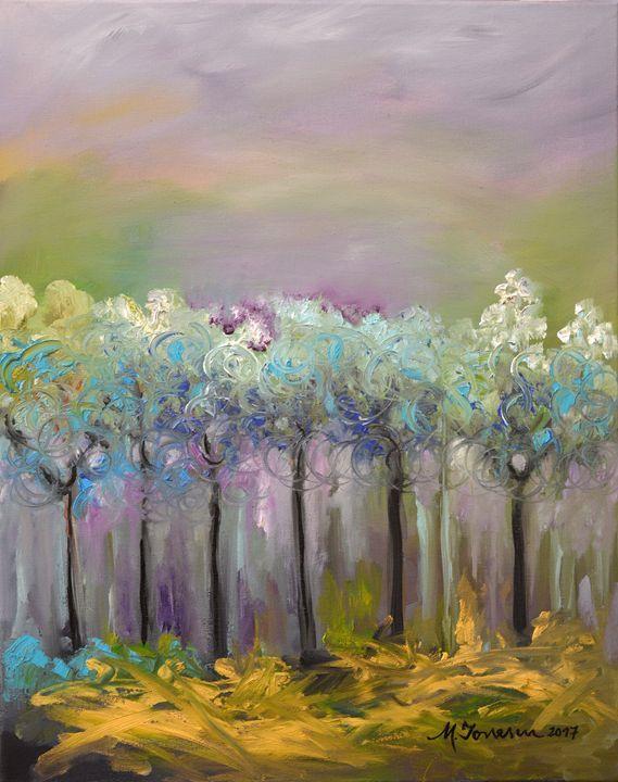 """""""Blue Rustle"""" - Mihaela Ionescu"""