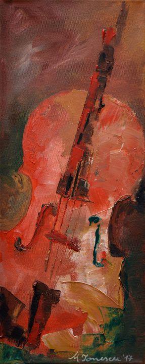 """""""Happy Violin"""" (D) - Mihaela Ionescu"""