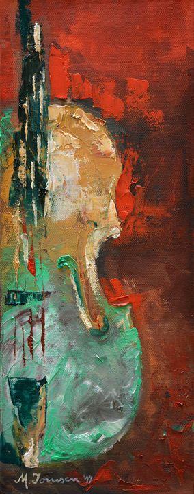 """Happy Violin"" (B) - Mihaela Ionescu"