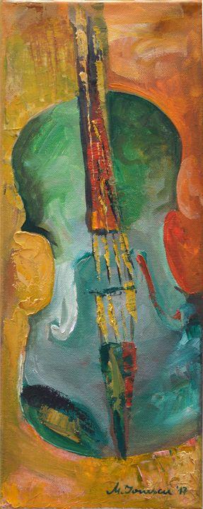 """Happy Violin"" (A) - Mihaela Ionescu"