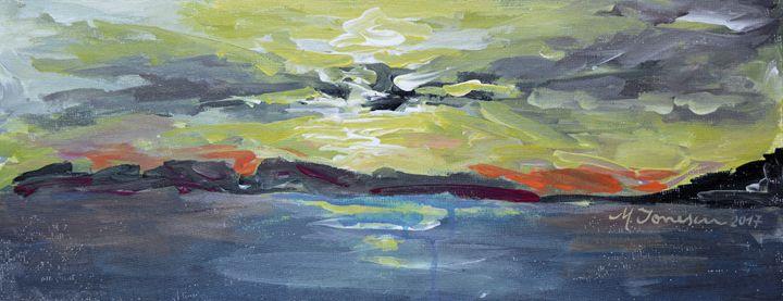 """Sailing away"" (4) - Mihaela Ionescu"