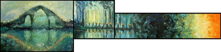 """""""Mystical Journey"""" - Mihaela Ionescu"""