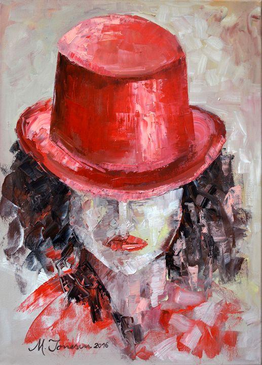 "Red Had"" - Mihaela Ionescu"