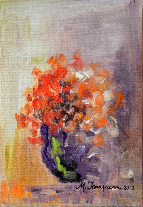 """""""Colors in Vase"""" - Mihaela Ionescu"""
