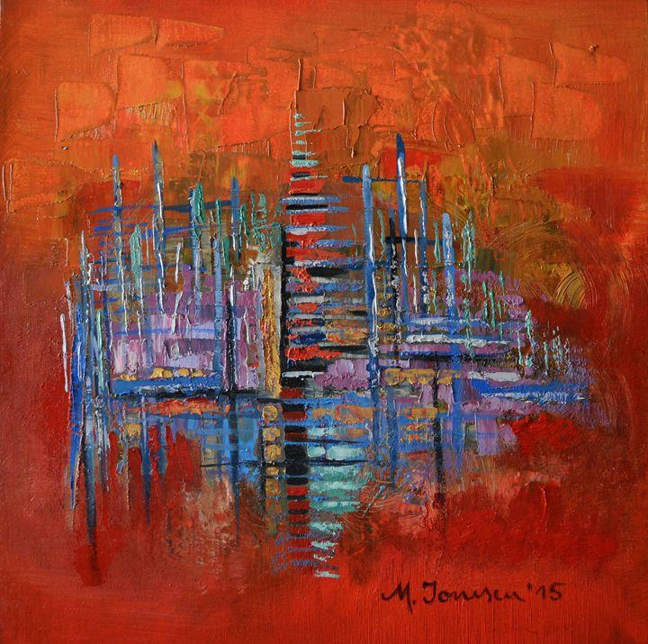 """""""Decorative"""" 1 - Mihaela Ionescu"""