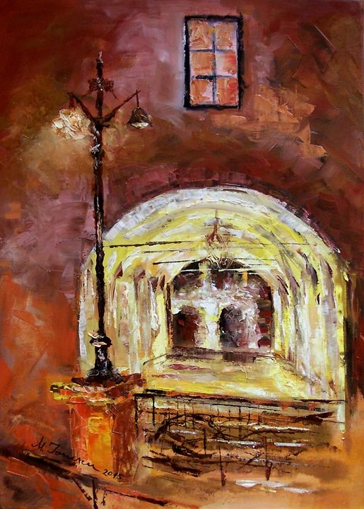 """Silence in my City"" - Mihaela Ionescu"
