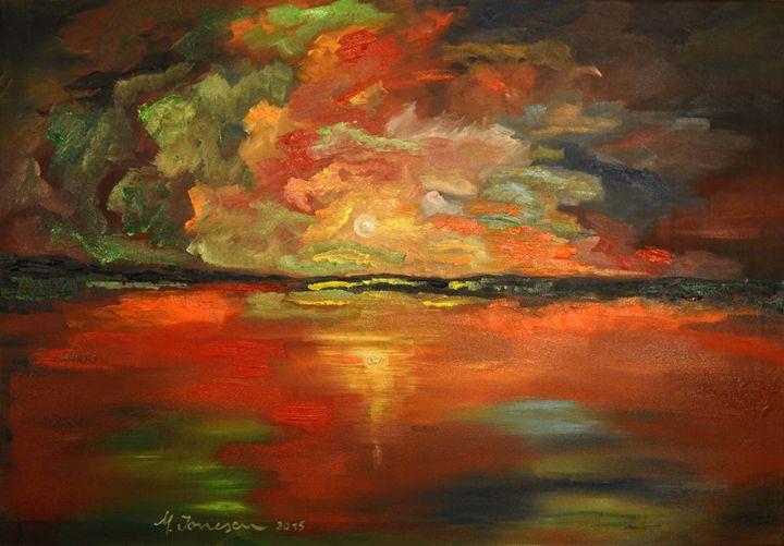 """Sun Rise"" - Mihaela Ionescu"
