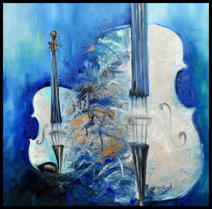 """""""Blue Sounds"""" - Mihaela Ionescu"""