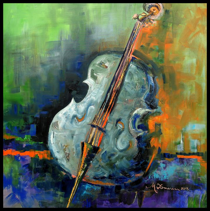"""""""Cello Sound"""" - Mihaela Ionescu"""