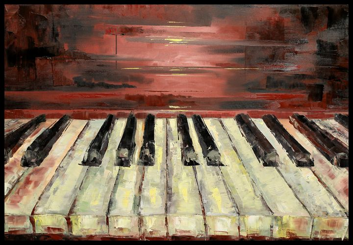 """Nocturne"" - Mihaela Ionescu"