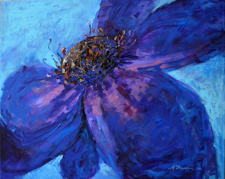 """""""Blue Symphony"""" - Mihaela Ionescu"""