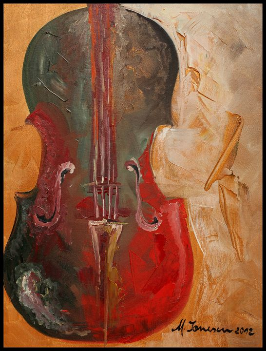 """Violin"" 1 - Mihaela Ionescu"