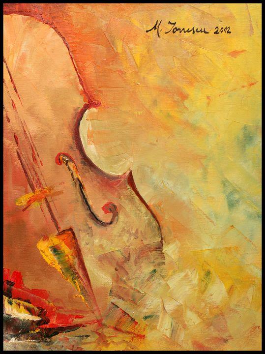 """Violin"" 2 - Mihaela Ionescu"