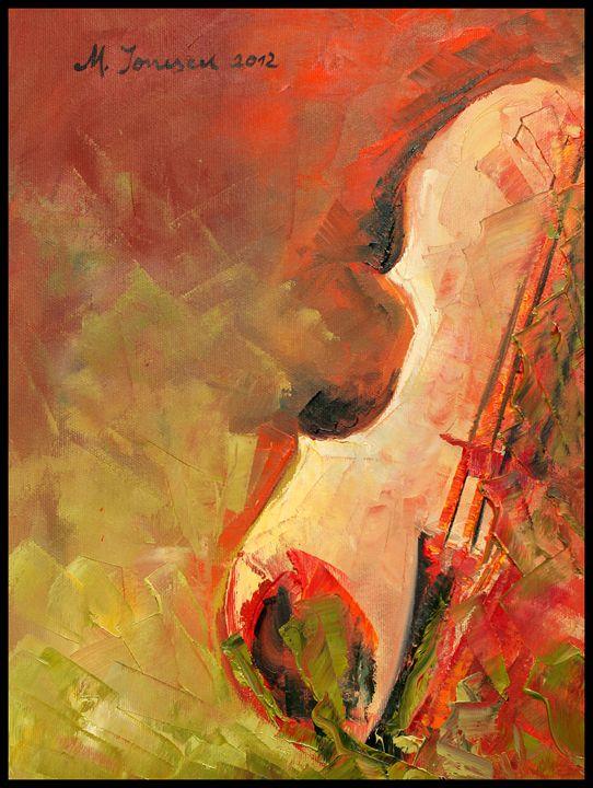 """Violin"" 3 - Mihaela Ionescu"