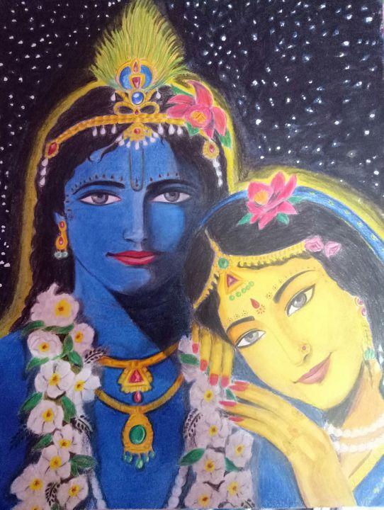 Radha krishna - Prakrish