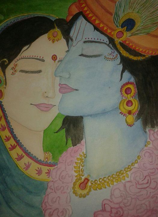 RadhaKrishna - Prakrish