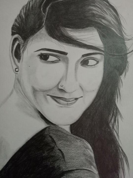 Girl portrait - Prakrish
