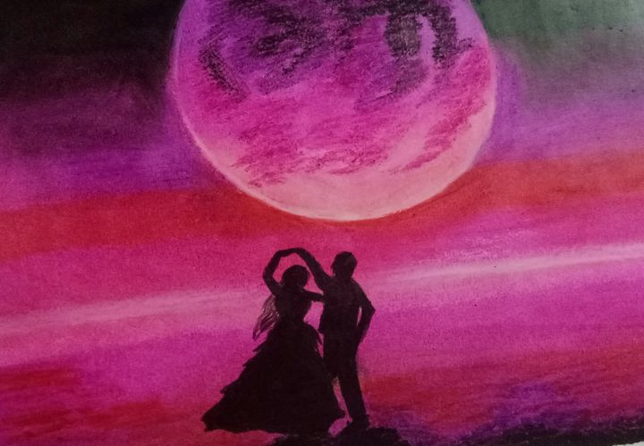 Moon dance - Prakrish