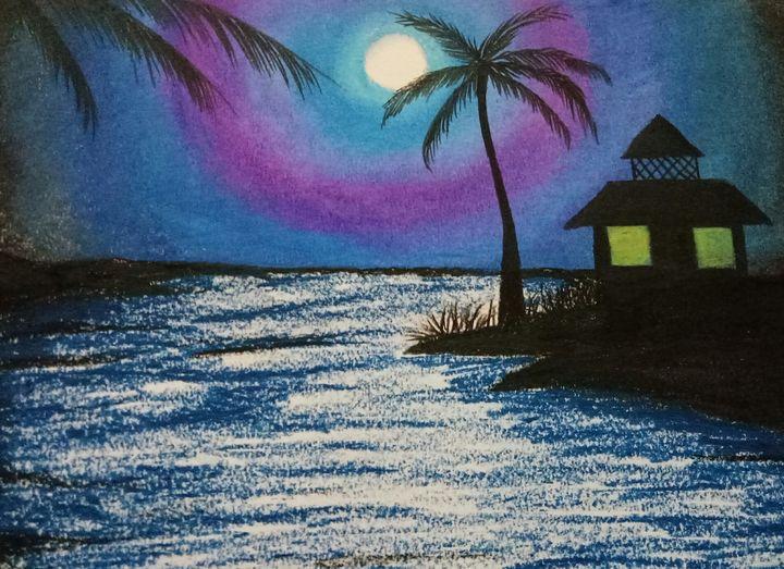 A night view - Prakrish
