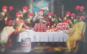 The Last Fast Food Buffet