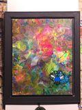 Catalyst framed canvas