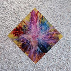 Color Explosion Collage - Valdas