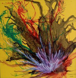 Big Bang Of Colours - Valdas