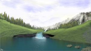 Grassy Falls