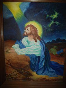 Jesus a Gethsemane