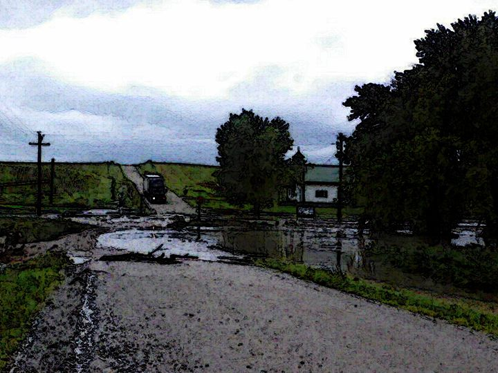Flood at Wedemeyer's Schoolhouse - Randy