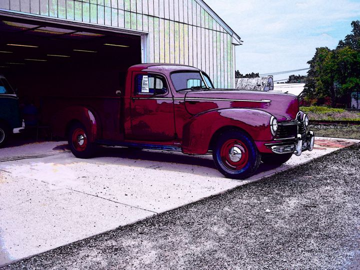 Hudson Pickup - Randy