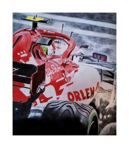 Alpha romeo F1