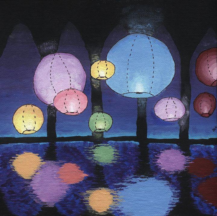 Lantern Party - ImagineCalmArtique