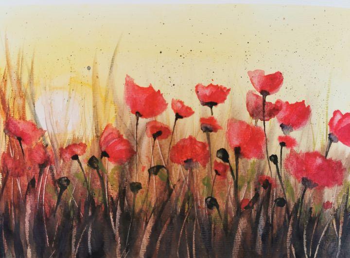 Brightened appreciation - Peter Manns