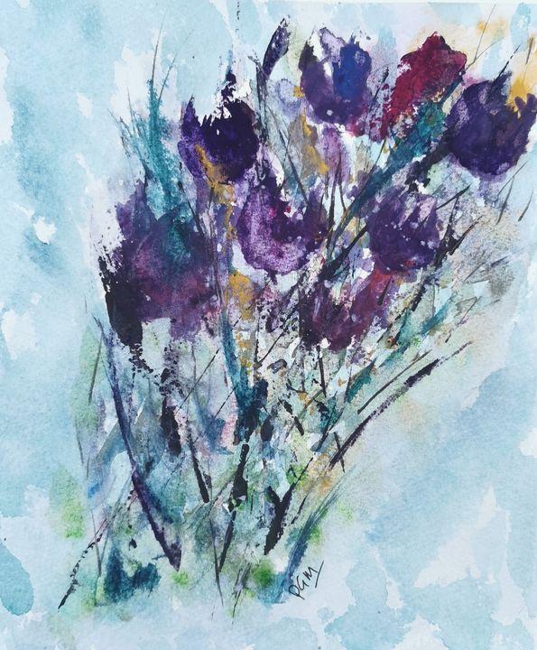Blooms - Peter Manns