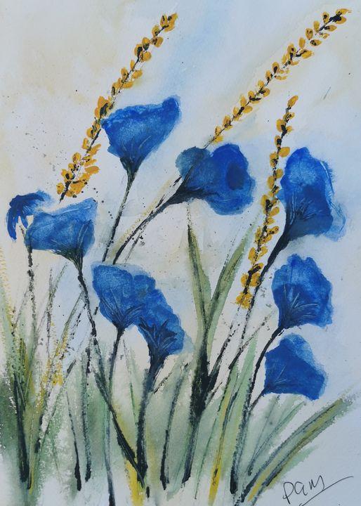 Blue haze - Peter Manns