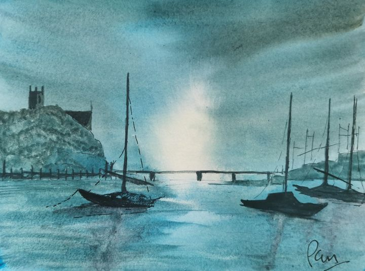 Harbour light - Peter Manns