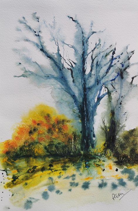 New forest - Peter Manns